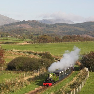 Steam Train Trip and Cream Tea for Two