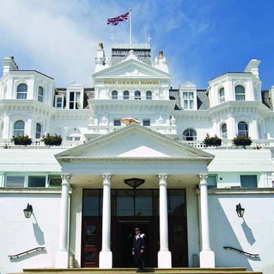Afternoon Tea for Two at The Grand Eastbourne