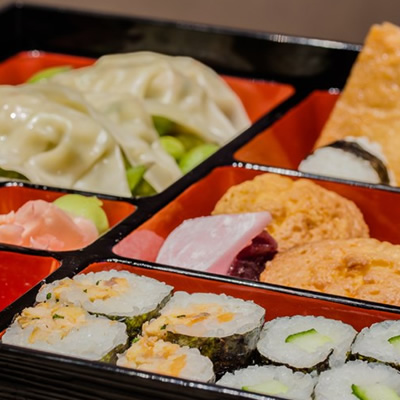 Japanese Afternoon Tea for Two in London