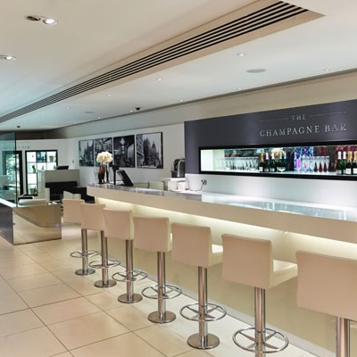 Harrods Champagne Bar Experience for Two