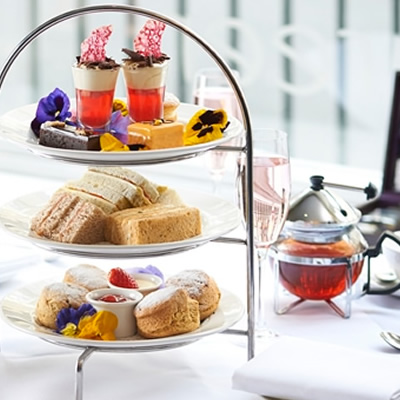 Chocolate Afternoon Tea at Hilton London Green Park