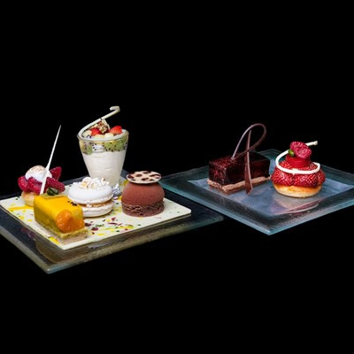 Chocolate Afternoon Tea for Two on Park Lane
