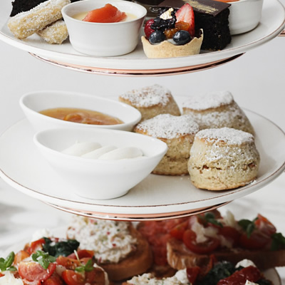 El Dolce Semplice Afternoon Tea May Fair Hotel