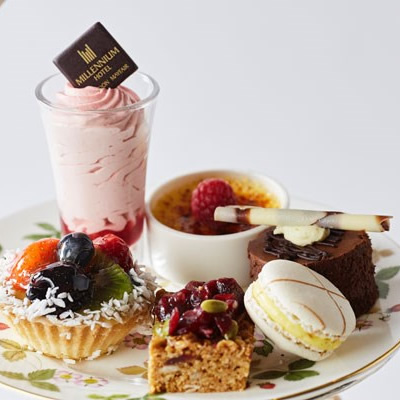 2 for 1 Champagne Afternoon Tea