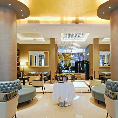 Champagne Afternoon Tea for Two at the Montcalm Hotel