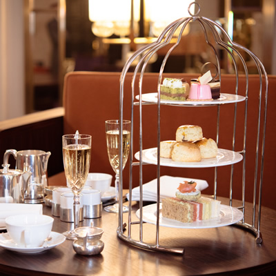 Afternoon Tea for Two at the Park Lane Hotel