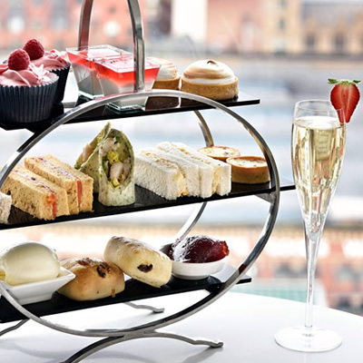 Cloud 23 Manchester Afternoon Tea for Two