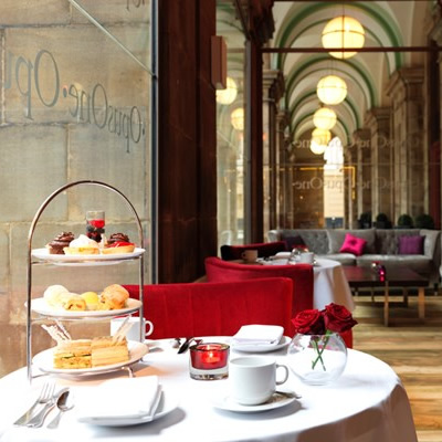 Afternoon Tea for Two at Radisson Manchester