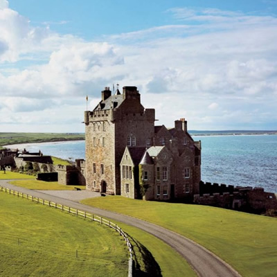 Afternoon Tea for Two at Ackergill Tower