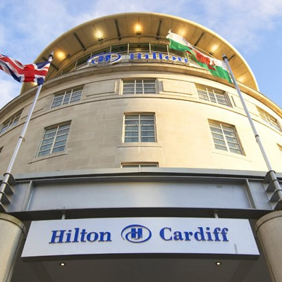 Deluxe Afternoon Tea at Hilton Cardiff